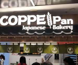 Coppe Pan 3D Illuminated sign front lit retail 4