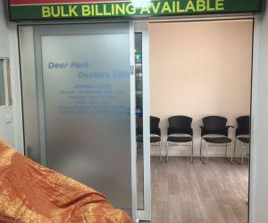 Deer Park Medical Centre building lightbox 2 - Copy