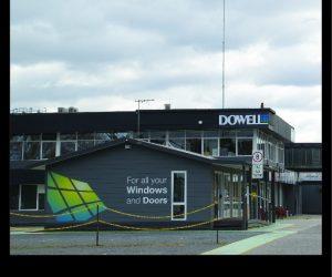 Dowell 3mm ACM factory, building signage - Copy