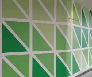 Loyola College Wall Graphics
