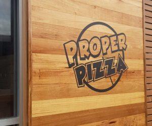 Proper Pizza digital print 4