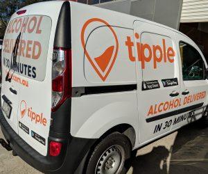 Tipple vehicle graphics 2