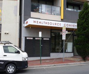 Wealthsource 3D Illuminated halolit signage 5
