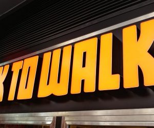 Wok to Walk 3D Illuminated retail 5